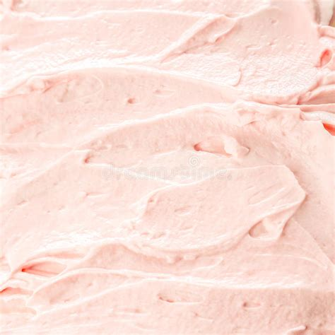 creamy pink berry ice cream background stock image image