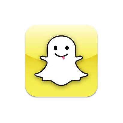 Snapchat Icon Ghost Application Fun Suggestive Snap