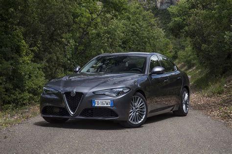 Essai Alfa Romeo Giulia 22 Jtd 180 Ch Motorlegend