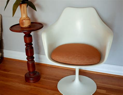 saarinen tulip chair cushion replacement modhomeec