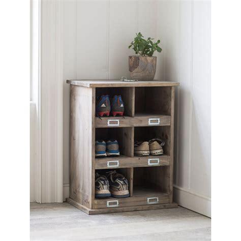 vintage bookcase for st mawes 6 shoe storage locker 6779