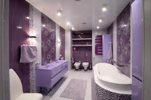paint ideas for small bathrooms delectable 30 purple bathroom design inspiration of 15