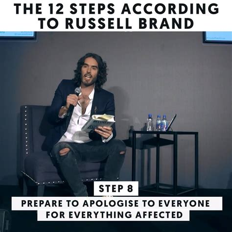 russell brand facebook russell brand the contents of recovery in 10 minutes