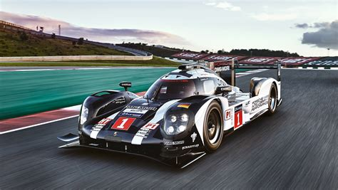 2018 Porsche 919 Hybrid Lmp1 Race Car Packs 900