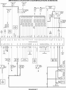 Dakota Engine Wiring Diagram