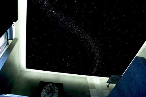 plafond étoilé chambre plafond ciel étoilé fibre optique led plafonnier mycosmos