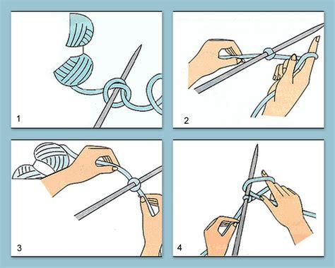 monter des mailles tricot apprendre a faire du tricot nos conseils