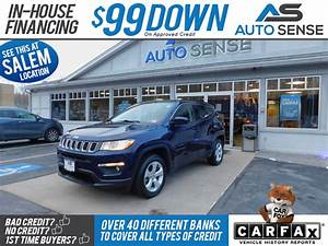 2017 Jeep New Compass For Sale In Salem Nh 03079