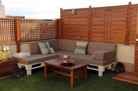 Faire une terrasse en palette Blog Déco   Clem Around The