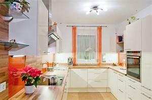 Küche U Form Offen : die u form k che klassische k chenform mit modernem stil ~ Sanjose-hotels-ca.com Haus und Dekorationen
