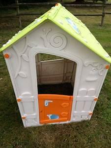 Cabane Enfant Plastique : maison enfant jardin pour le bonheur de vos enfants ~ Preciouscoupons.com Idées de Décoration