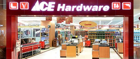 Ace Hardware Decorations - places for supplies in manila