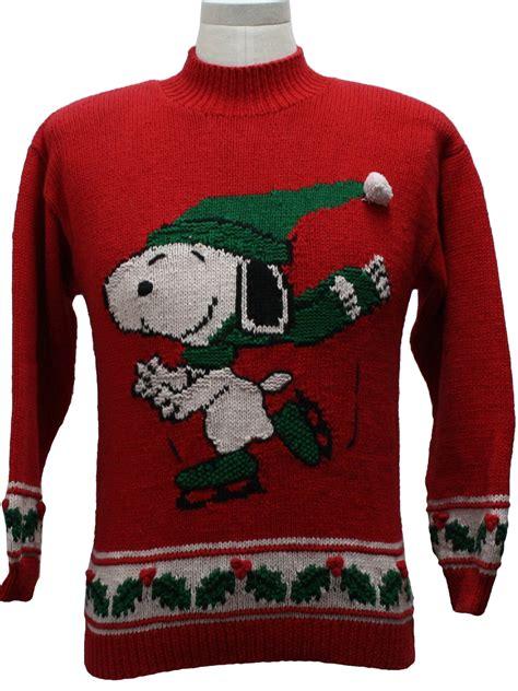 snoopy sweater snoopy sweater marissa unisex