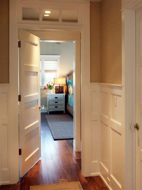 indoor transom  linear appeal  cottage bedroom hgtv