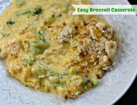 easy broccoli casserole broccoli casserole recipe dishmaps