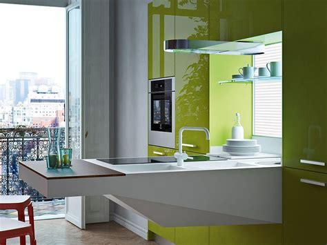 cuisine ouverte design cuisine ouverte sur salon très design de snaidero