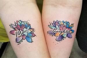 Top 78 Best Mother Daughter Tattoo Ideas