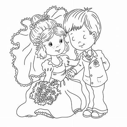 Coloring Pages Printable Couple Barbie Cake Cartoon