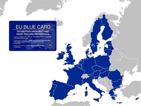 carte bleue europ 233 enne attirer les travailleurs hautement qualifi 233 s