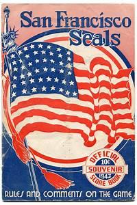 Lot Detail - 1942 San Francisco Seals Official Score Book