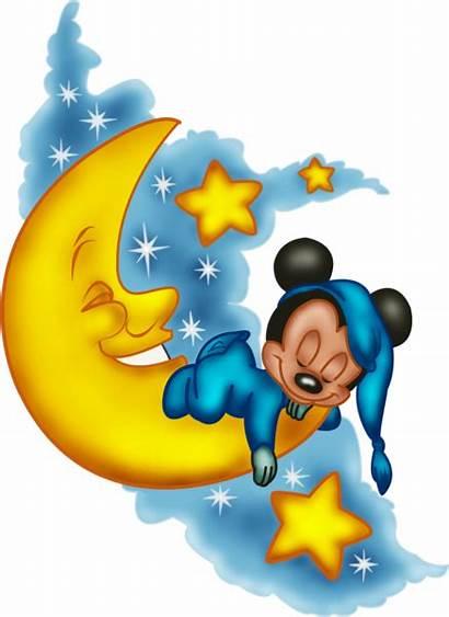 Mickey Sleepy Psd