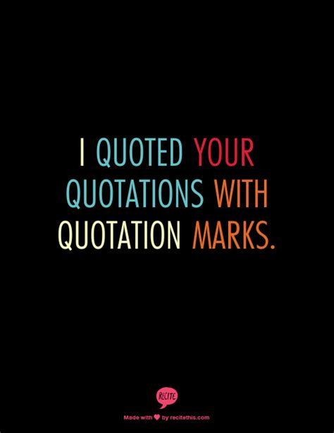 Single Quotation Marks Versus Double Quotation Marks. Quotes For Him From Her Love. Summer Quotes Quotelicious. Single Quotes And Double Quotes. Groundhog Day Quotes Rise And Shine Campers. Tumblr Quotes Young. Well Known Quotes To Live By. Bible Quotes Understanding. Funny Quotes You Have To Think About