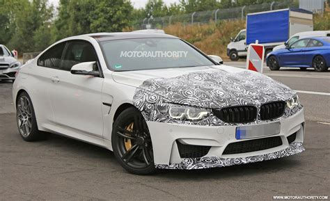 2018 Bmw M4 Spy Shots (with Interior