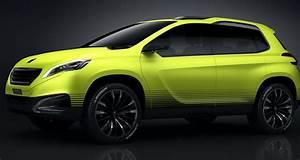 Future 2008 Peugeot : peugeot 2008 concept un trois cylindres 1 2 turbo de 110 chevaux ~ Dallasstarsshop.com Idées de Décoration