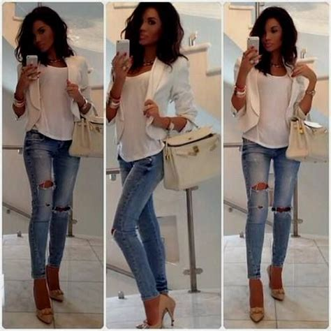 Cute dressy outfits with jeans Naf Dresses