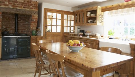 finally   perfect country style kitchen hss