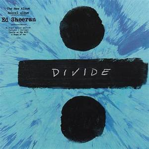 ED SHEERAN – DIVIDE | Cheeky Monkey Sarnia – Record Store