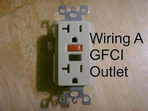 How To Install A Gfci Outlet