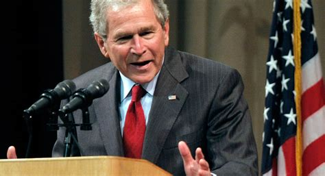 On talk circuit, George W. Bush makes millions but few ...