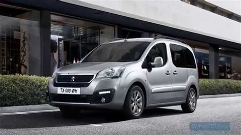 peugeot partner 2016 peugeot partner tepee pictures information and