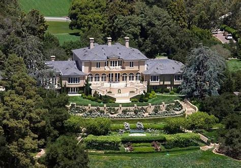 10 Most Expensive Celebrity Homes  Celebrity Homes