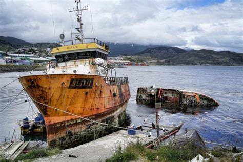 Fishing Boats Boats by 10 Abandoned Fishing Boats Rusting Trawlers Urban Ghosts