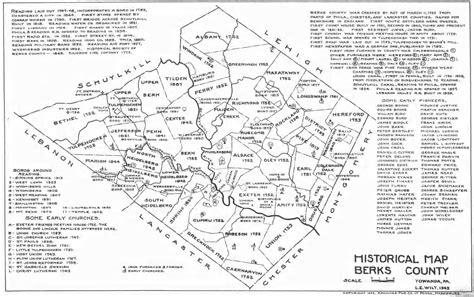 Sinking Borough Berks County Pa by Berks County Pennsylvania Genealogy Learn