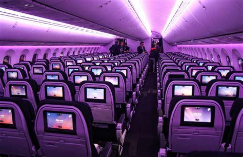 boeing 787 cabin boeing 787 9 air new zealand economy class cabin aeronef net