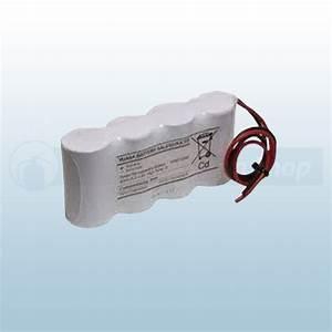 4 8v Emergency Lighting Battery Pack  Side By Side  4dh4
