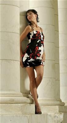 sarah clarke female model donna baldwin agency