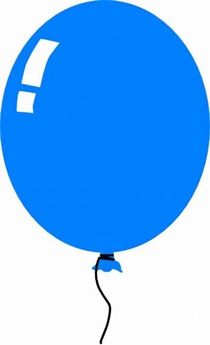 Balloon Clipart Clip Clker Vector Cliparts Royalty