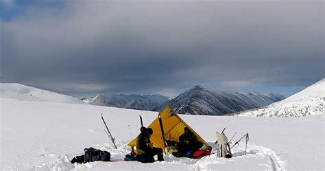 Forrest McCarthy: Darhad Ski Traverse, Mongolia