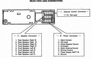 Car Stereo Wire Diagram For 2000 Taurus