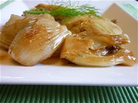cuisiner le fenouil braisé accompagnements plat du jour recettes de cuisine