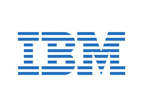 IBM Logo PNG Transparent & SVG Vector - Freebie Supply