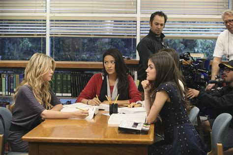 The Perfect Storm Pretty Little Liars