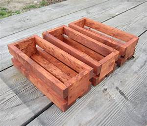 3, Wood, Crate, Centerpieces, Country, Wedding, Decor, Crates