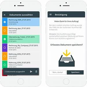 Bank Pay Ag Rechnung : app design f r comdirect bank ~ Themetempest.com Abrechnung
