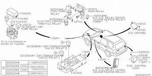 2008 Subaru Forester Relay  U0026 Sensor - Engine