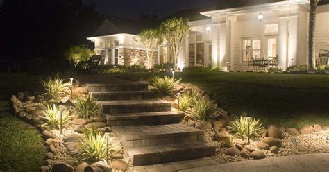 5 great ways to light your outdoor steps outdoor
